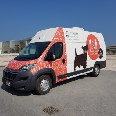 Pretty Paws Mobile Pet Groomers